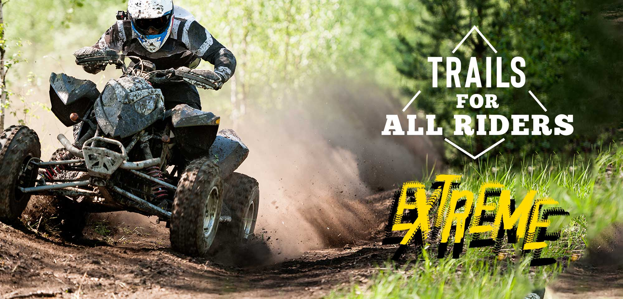 Trails for all riders